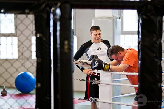 Combat Conditioning Personal Fitness Training in Köln